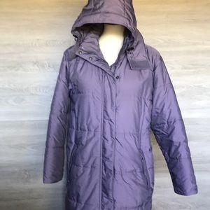 EUC- Women's Petite LLBean Insulated Coat